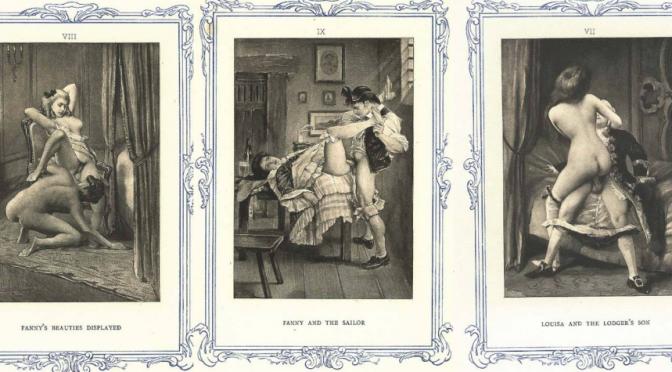 Vintage Erotica – Édouard-Henri Avril