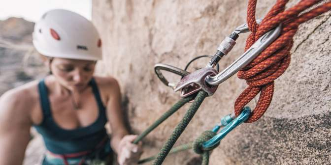 REI Glossary of Climbing Terms