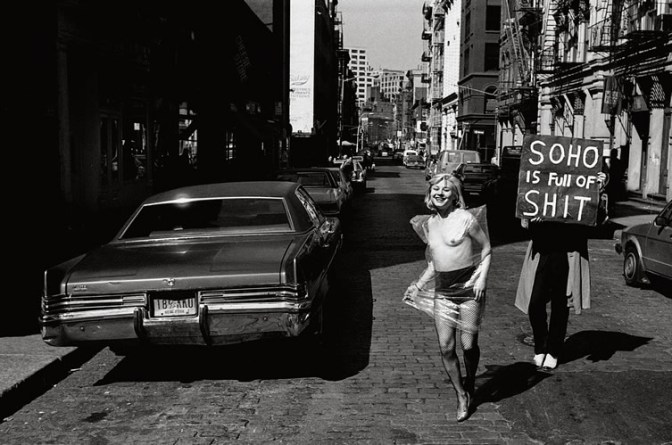 New York City's Fringe Photography of the Late 70's and 80's